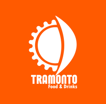 Tramonto Food & Drinks . A Graphic Design project by Nil Miserachs Martí         - 15.06.2016