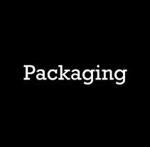 Packaging. Un proyecto de Packaging de Oscar Gómez Trigo - 23-06-2016