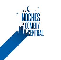Las noches de Comedy Central. Un proyecto de Br, ing e Identidad, Dirección de arte, Diseño gráfico e Ilustración de Eugenia Martinez Barbazza - Sábado, 25 de junio de 2016 00:00:00 +0200