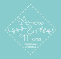 Amore & More. A Br, ing, Identit, Art Direction, Design, Graphic Design, Illustration, and Fashion project by Mia López - Jul 01 2016 12:00 AM