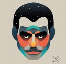 Big Brother. Un proyecto de Ilustración y Diseño gráfico de Casmic Lab  - 10-07-2016