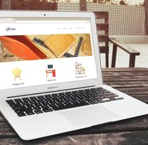 Officium Shop Online. A Design, Graphic Design, Web Design, and Web Development project by Antonio Trujillo Díaz - 14-07-2016