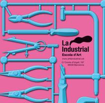 Cartel para la expo JoJoia · circuito OffJoya de Joya Barcelona. A Graphic Design project by rut copons - 19-07-2016
