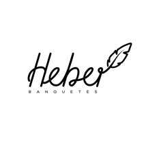 Logotipo Heber. A Br, ing&Identit project by Violeta Falcón - 21-06-2016