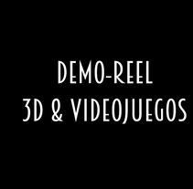 REEL 3D & VIDEOJUEGOS- Trabajos de Alumnos. A 3D, Animation, and Game Design project by ESCUELA ARTENEO          - 28.07.2016