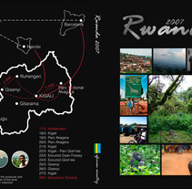 DVD Travel Rwanda. A Design, Graphic Design, and Product Design project by Jordi-Pau Roca Valls (The Til·li) - 06-08-2016