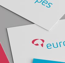 Rediseño de Euroespes. A Br, ing&Identit project by Bombo Estudio         - 18.08.2016