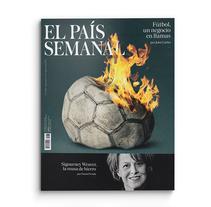 El País Semanal - El negocio del fútbol. Um projeto de Ilustração de Guillermo Vázquez         - 13.08.2016