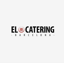 EL CATERING BARCELONA | BRANDING. A Br, ing&Identit project by Aitor Quijada         - 22.08.2016