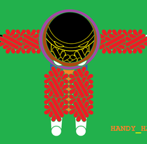 HANDYfly. A Animation project by ashok dhir carbonell         - 03.09.2016