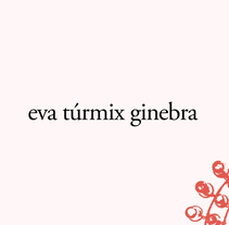Booktráiler - Eva Túrmix Ginebra. A Video project by Adrià Andrés         - 05.09.2016
