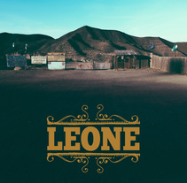 Diseño carpeta disco Leone. A Graphic Design project by Emilio Gutierrez Rodriguez - Sep 06 2015 12:00 AM