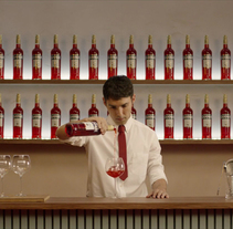 Campari - Unexpected Red // Video promocional. A Animation, Motion Graphics, and Video project by XELSON  - Sep 08 2016 12:00 AM