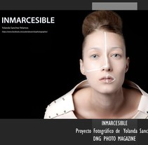 INMARCESIBLE 080BCNFASHION. A Advertising, Photograph, Art Direction, Costume Design, Editorial Design, Events, Fashion, and Post-Production project by Yolanda Sanchez (UPIFC)         - 31.08.2016