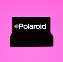 Polaroid-Animación 3D. A 3D, and Post-Production project by Maila Roux - 10-04-2016