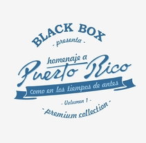 "PORTADA CD ""HOMENAJE A PUERTO RICO"" | DISEÑO GRÁFICO. Um projeto de Design gráfico de Treche Studio         - 08.04.2016"