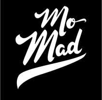 Mo MaD. A Art Direction, Br, ing, Identit, Graphic Design, T, and pograph project by Oscar MoMad         - 14.09.2016