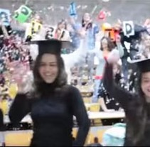 """""""Lipdub"""" Universidad Alicante. Un proyecto de Cine, vídeo y televisión de Jose Angel Martos         - 05.04.2011"""