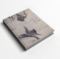 """Portada libro"""" Respirar"""". Un proyecto de Ilustración y Diseño editorial de Cristina Carrión Nogal - 19-03-2016"""