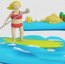 Desde el boceto hasta el 3d. A Illustration, and 3D project by ed_valcas         - 20.09.2016