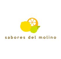 Logotipo sabores del molino. Un proyecto de Br, ing e Identidad y Diseño gráfico de Ana Navarro         - 30.06.2016