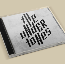 The Undertones. A Br, ing, Identit, Graphic Design, T, and pograph project by Sergio Mora - 27-03-2016