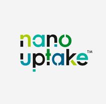 Nanouptake. Un proyecto de Diseño, Br, ing e Identidad, Diseño gráfico y Diseño Web de Joan Rojeski         - 06.10.2016