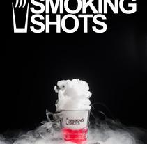 Smoking Shots. Un proyecto de Diseño, Fotografía y Dirección de arte de Pitu López - 05-10-2016