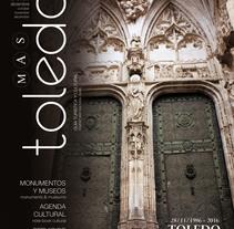 #48 M.A.S. TOLEDO, guía turística y cultural. A Photograph, Editorial Design, and Graphic Design project by Manuela Jiménez Ruiz de Elvira - 06-10-2016