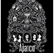 Póster las Aparicio pelicula . A Film project by izcoart         - 08.10.2016