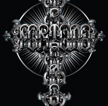 "ilustracion lettering ""fortuna"" Cuen. A Illustration, Br, ing, Identit, T, pograph, Calligraph, and Street Art project by Srcuen cuen - 09-10-2016"