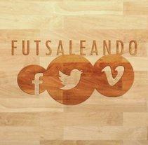 Branding | futsaleando.es. Um projeto de Br e ing e Identidade de Raül Amat         - 09.01.2016