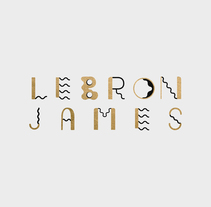 LeBron James. A Illustration, Art Direction, Graphic Design, T, and pograph project by Adolfo Correa - 11-10-2016