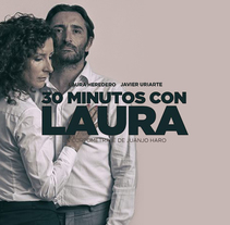 30 minutos con Laura // Art Director. A Film, Video, TV, and Art Direction project by Enedeache  - 11-10-2016