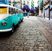 Madrid de otro color. Un proyecto de Fotografía de Marcos Mendoza Ross         - 11.08.2016