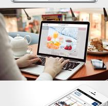 Hotel Lovers Web. Un proyecto de Diseño Web de Carla Pijoan Martin         - 14.02.2017