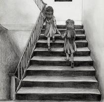 Ilustrando ficciones: Lila & Lenù. Un proyecto de Ilustración de Verónica G. Lagos         - 13.10.2016
