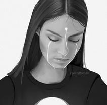 BROKEN. Un proyecto de Ilustración y Bellas Artes de RJV - 21-10-2016