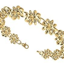 Gold bracelet. Um projeto de Design de joias de Santi Casanova González         - 25.10.2016