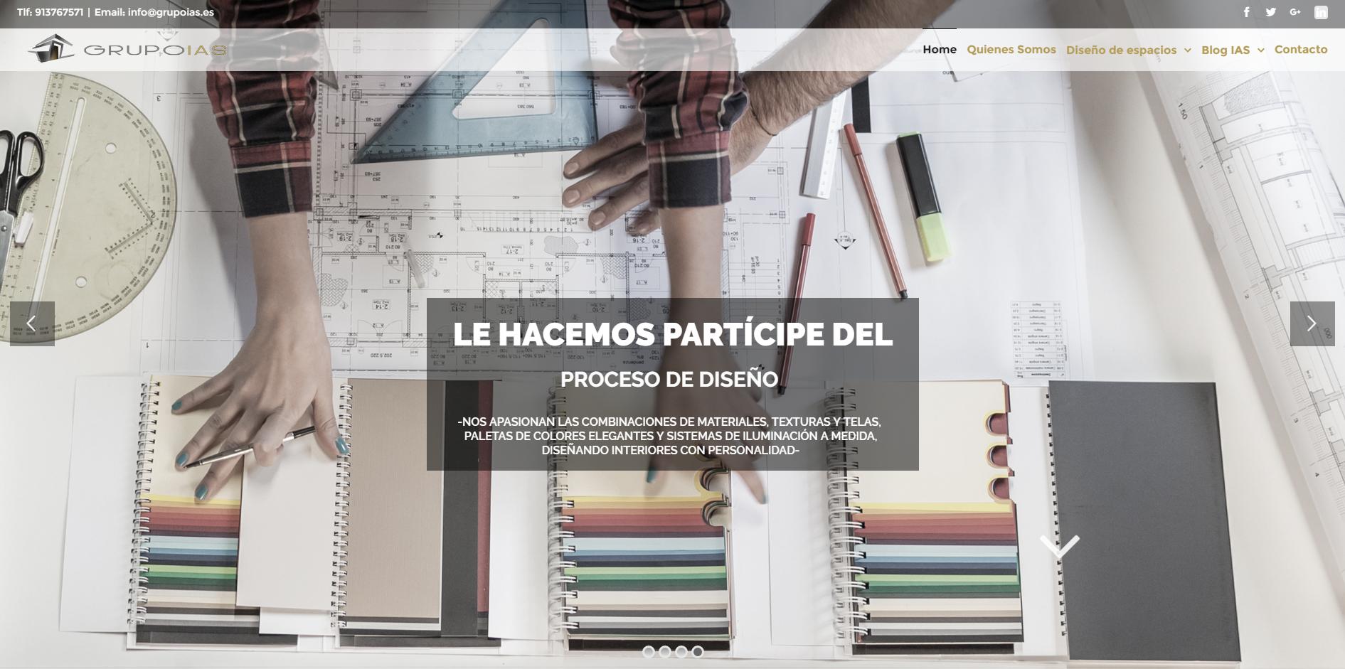 Estudio de arquitectura e interiorismo en madrid domestika for Cursos interiorismo madrid