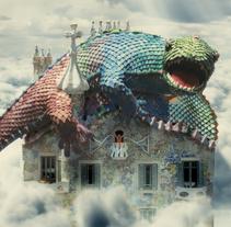 Love CAsa Batlló. Un proyecto de Publicidad, 3D y Post-producción de nueveojos  - 26-10-2015