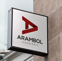 Branding para Ingeniería Arambol. A Design, Art Direction, Br, ing, Identit, Editorial Design, Graphic Design, T, and pograph project by Ion Richard         - 27.06.2016