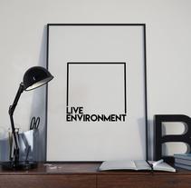 Live Environment (Diseño de interiores). A Interior Design project by Pablo Deparla         - 09.11.2016