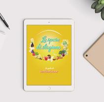 Catálogo interactivo: La spesa di stagione. Un proyecto de Animación y Diseño interactivo de Bonaria Staffetta         - 01.09.2016