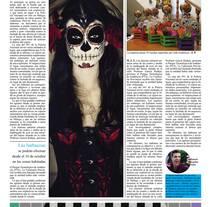 Diseño de periódico03. A Design project by Mari Carmen Jaime Marmolejo         - 12.11.2016