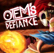 Otem's Defiance. Um projeto de Direção de arte de Adox Roig Oviedo         - 24.04.2016