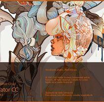Ilustración. Un proyecto de Diseño, Ilustración y Diseño gráfico de Noëlle Solá Soto         - 16.11.2016