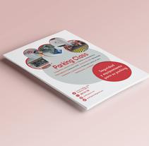 Parkingclass. Um projeto de Br, ing e Identidade, Design editorial e Arquitetura da informação de Diana Drago         - 21.11.2016