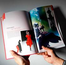 Libro MODA & ARTE. Un proyecto de Diseño, Diseño editorial, Moda y Diseño gráfico de Laura Asensio         - 21.06.2013