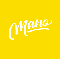 Mano. A Br, ing, Identit, and Calligraph project by duaaa - 24-11-2016